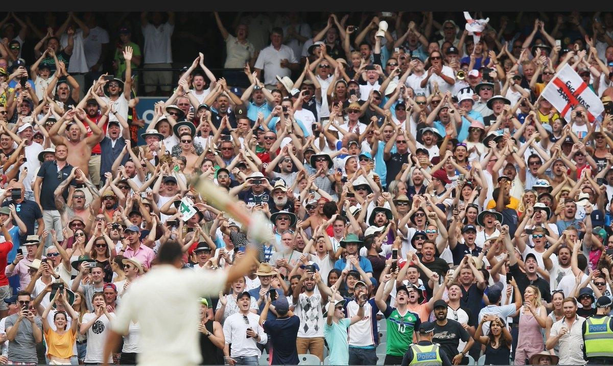 Sportivii si presiunea pusa de fanii de pe margine