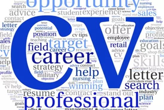 Cum arata un CV profesionist? Fa-ti si tu unul la fel!