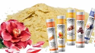 Cea mai buna hidratare pentru buzele tale? Dizao Lip Balms. 100% ingrediente naturale, 90% certificate organic USDA