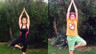Cum ii ajuta yoga pe copii sa-si controleze emotiile negative?