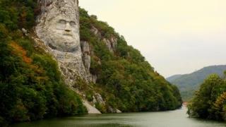Dunarea la Cazane, un loc de vis ...