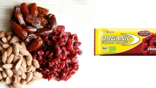Energizeaza-te cu aceste delicioase batoane proteice ORGANICE si RAW, fara gluten