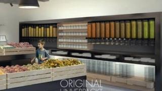 Original Unverpack: un nou concept de supermarket ce elimina complet ambalajele