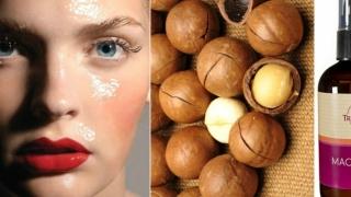 Uleiul de Macadamia - secretul pielii frumoase si parului sanatos (6 modalitati de a-l folosi)