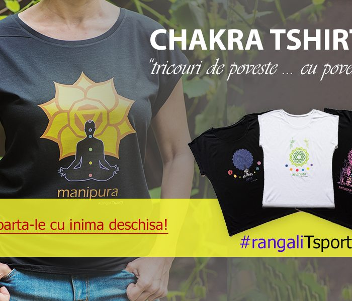 LANSARE #rangaliTsports, tricoul de poveste… cu poveste + GIVEAWAY!