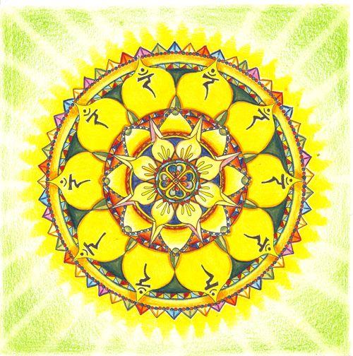 SERIA CHAKRELOR: Cum ne vindecam chakra plexului solar sau Manipura?