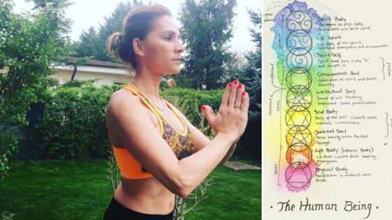 Echilibrarea chakrelor prin activitati simple, pe care le faci (oricum!) zi de zi